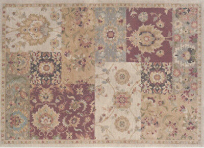 """1:12 Scale Dollhouse Area Rug - 0001580 - approximately 5"""" x 7"""""""