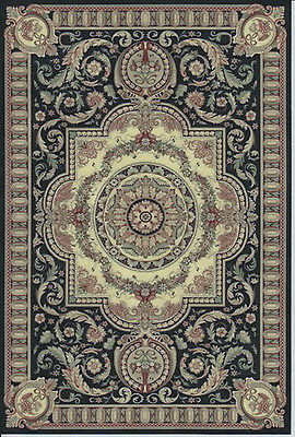 """1:12 Scale Dollhouse Area Rug - 0001348 - approximately 7 x 10-1/4"""""""