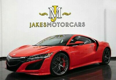 2017 Acura NSX ($175K MSRP)**CARBON CERAMIC BRAKES OPTION** 2017 Acura NSX~ CARBON CERAMIC BRAKES~ TECH PKG~ $175K MSRP~ ONLY 2300 MILES