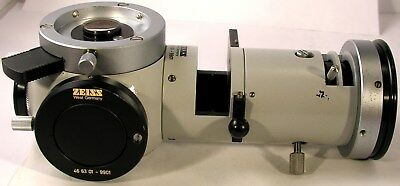 Zeiss EPI IV FL Fluorescent Vertical Illuminator for WL & Standard Microscopes!