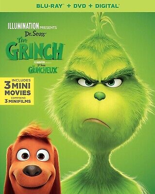 Dr. Seuss' The Grinch DIGITAL CODE ONLY
