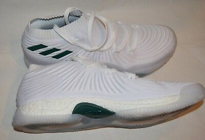 new style 34b31 671d4 Adidas Crazy Explosive Low Basketball Shoes White US Men s Size 16