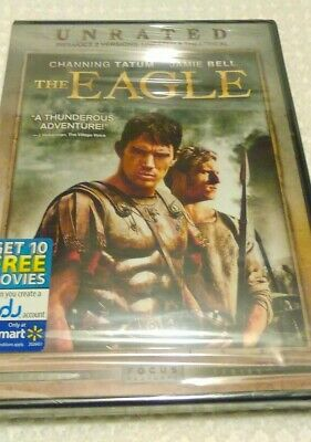 The Eagle (DVD, 2011) Starring Channing Tatum & Jamie Bell