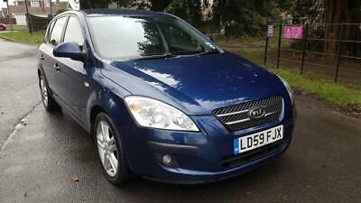 2009/59 registered KIA CEED LS CR TURBO DIESEL FIVE DOOR