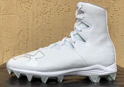 Skull Football Cleats Size 3.5Y L.E. Brand New Under Armour Highlight RM Jr