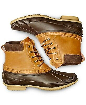 14f950b6b Men s Tommy Hilfiger CASEY Waterproof Duck Boot Lace-up Shoes