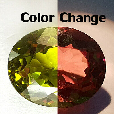 5.70 Cts Famous Highest Demand Color Change Natural Turkish Diaspore
