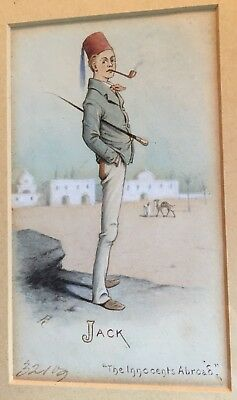 MARK TWAIN Innocents Abroad Illustration Sept 18, 1867 Merom Waters AIN MELLAHAH