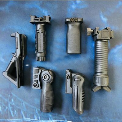 Tactical Nylon Handle Grip for Gel Ball Blaster JinMing Gen8 M4A1 Toy Gun