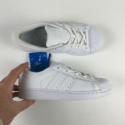 2456fdcab1a ADIDAS KIDS SUPERSTAR Kids Boys Youth Sneakers Shoes 1 K X115606