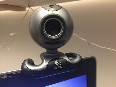1d5b0f18ff3 Logitech V-UAX16 Quickcam Pro 5000 Webcam 1.3 Megapixel USB space grey
