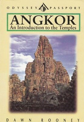 ANGKOR: An Introduction to the Temples (Dawn Rooney) Ideal Travel Companion