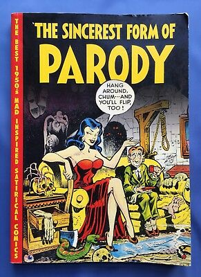 The Sincerest Form of Parody: The Best 1950s Mad Inspired Satirical Comics FB
