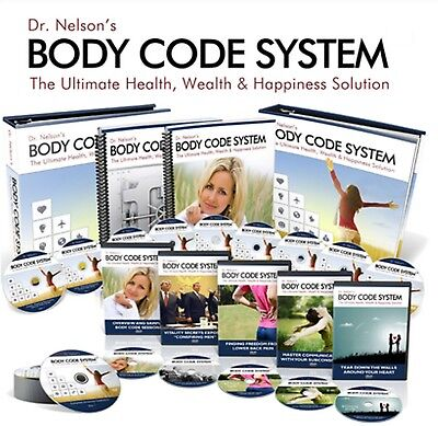 Bradley Nelson - The Body Code System - Incredible Energy Healing + FREE Bonus