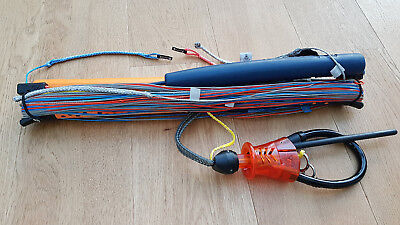 GA Kiteboarding Gaastra Bar Modell X5 / X4 - 2018 NEU mit Leash