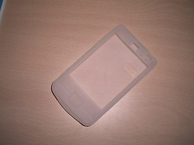 Slip cover for HP iPAQ Series 200 in Silicone - WHITE