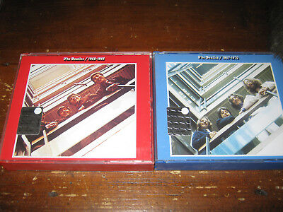 4 cd - The Beatles 1967-1970 The Beatles 1962-1966