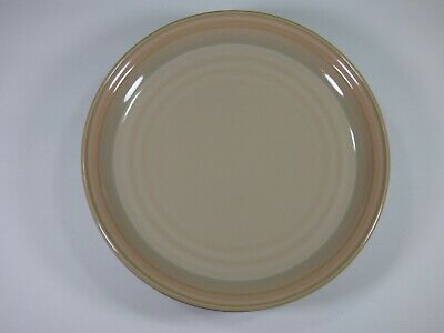 """Set(S) Of 4 - Noritake Sunset Mesa 10-3/8"""" Dinner Plates - Excellent Used"""
