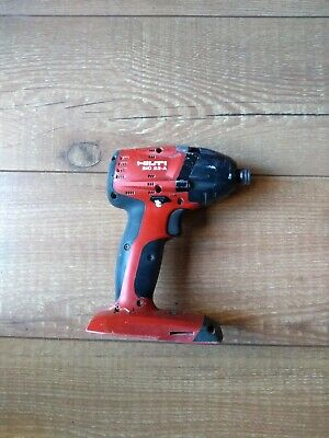 Hilti SID 22-A Impact Cordless Driver Pre-owned GC