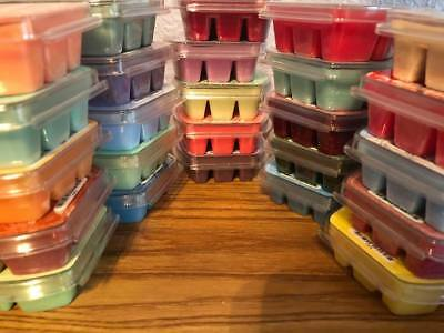 NEW SCENTSY BARS 3.2oz scented WAX- discontinued-BBMB fall summer-FREE SHIPPING