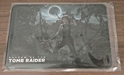 Shadow Of The Tomb Raider Ultimate Edition Metal Art Card Plaque Sealed
