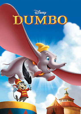 Dumbo - Disney (DVD, disk only) Region Free Playback