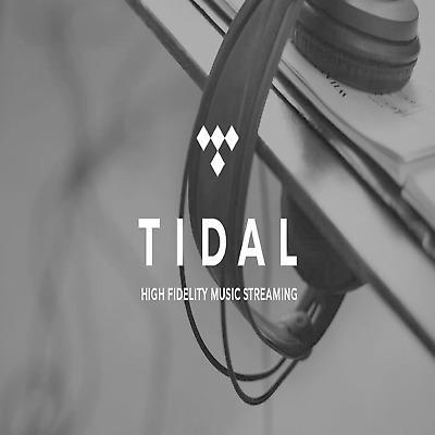 💥 TIDAL Hi-Fi ✳️ 3 MONTHS 6 Users ✳️ Deutsch Musik ✅ better than spotify deezer