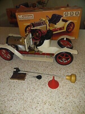 Mamod SA1 Steam Roadster Car. Boxed. Malina (engineers) limited. Great condition
