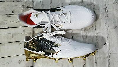 info for f633a c8168 NEW Adidas Adizero 5-Star 5.0 Uncaged Eagle Football Cleats B49350 MEN S  SIZE 17