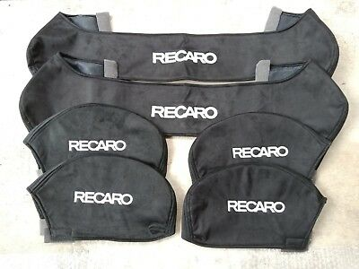 Recaro Side Protector Set For Recaro Semi Bucket Seats Sr3 2Sets