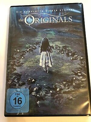 The Originals -  Die komplette Staffel 4  [3 DVDs]
