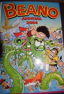 The Beano Annual 2004; DC Thompson, Very Good Condition, Free Postage
