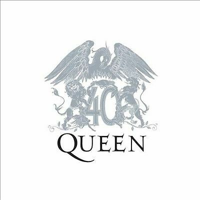 QUEEN - QUEEN 40 LIMITED EDITION COLLECTOR'S BOX SET, VOL. 2 cd