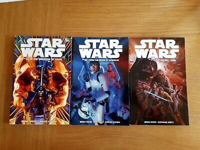 Star wars graphic novel's