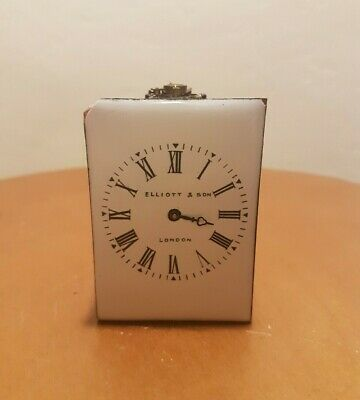 Miniature Carriage Clock Movement - Spairs and Repairs