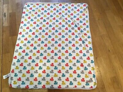 Cath Kidston Rubber Duck Towel, Great Condition, Approx 65cm by 85cm.