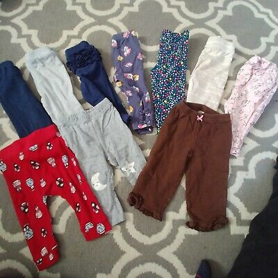 65ed13c759717 HUGE LOT OF 12-24 Month Gap Old Navy Carter s Girl Sweaters Pants ...