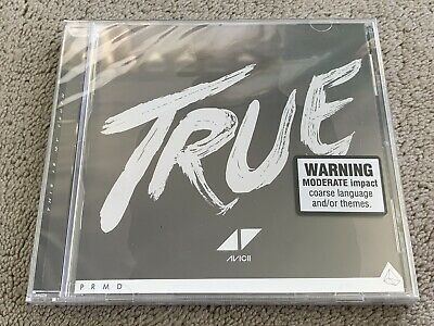 True by Avicii (CD) BRAND NEW!