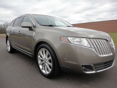 2012 Lincoln MKT w/EcoBoost 2012 LINCOLN MKT w/ ECOBOOST NAV BUC PANO ROOF HOT.COOL SEAT CLEAN CARFAX AWD V6