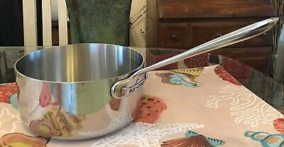 All Clad Metalcrafters STAINLESS 3 Qt Saucepan No Lid