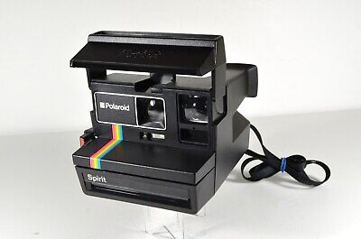Polaroid 600 Spirit camera, excellent + condition, tested, works properly.