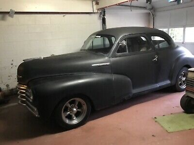 1948 Chevrolet Other Pickups Coupe 1948 Chevrolet fleetline Coupe ratrod