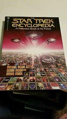 Star Trek: The Star Trek Encyclopedia: A Reference Guide to the Future, 1997