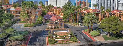 DESERT ROSE RESORT, Las Vegas, 3 Nights, One Bedroom