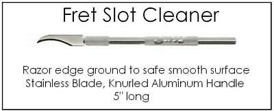 MusicianAtHeart THE FRET HEATER Fret Puller Removal Soldering Iron Luthier Tool