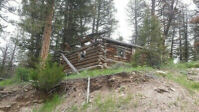 HISTORIC SWANSON GOLD MINE CLAIM. Open Adits Trenches, Au. Ag Cu ,Rare Earth, MT