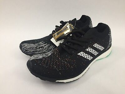 sale retailer e9b22 04f43 New Mens Adidas Adizero Prime LTD Boost Primeknit Running Shoes Size 11  CP8922