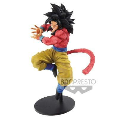 Banpresto Dragonball Z Dokkan Battle 4th Anniversary Super Saiyan 4 Goku figure
