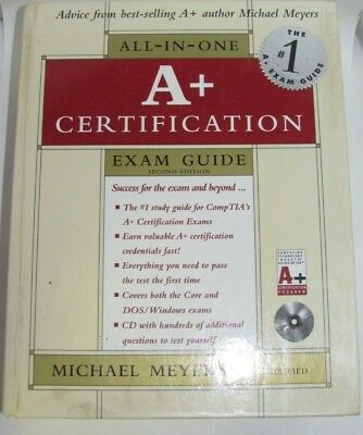 CompTIA A+ Certification All-in-One Exam Guide, Second Edition