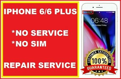 iPhone 6 6+ No Service (Baseband) Repair Service!